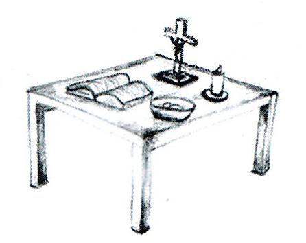 Stůl pro MM