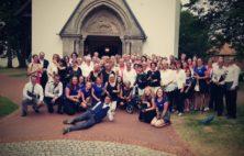 Heute ist der Tag, aneb návštěva zuberských sborů v Rosdorfu